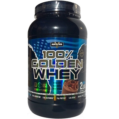 Купить 100% Golden Whey