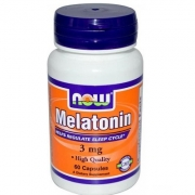 Купить Melatonin 3 mg
